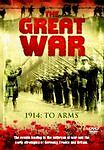 The Great War - 1914 - To Arms (DVD, 2005)