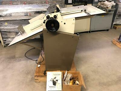 Printing Press Rosback 223A Perforator  and Score