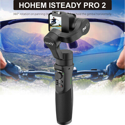 Hohem iSteady Pro 2 Handheld Gimbal Stabilizing for OSM YI SJCAM Action Camera