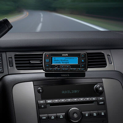 SiriusXM Stratus 7 Satellite Radio Receiver with Vehicle Kit SV7TK1C