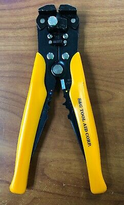 S&G Tool Aid Automatic Wire Stripper - Heavy Duty SGT18950