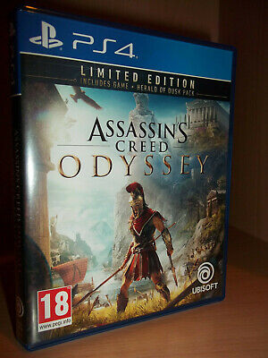 Assassin's Creed Odyssey - Limited PS4