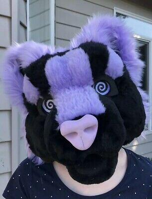 2ec62a21f766a FURSUIT PARTIAL - $300.00 | PicClick