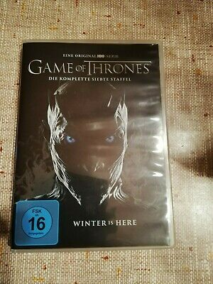 Game of Thrones - Staffel 7 - 5 DVDs