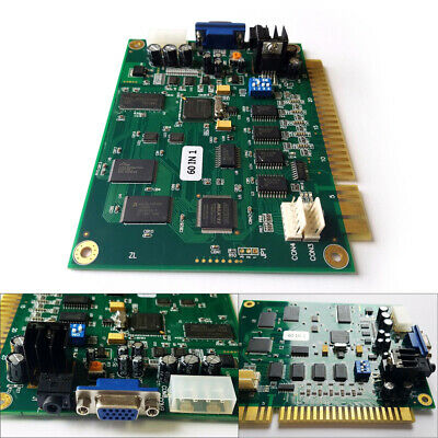 New Classical Game 60in1 PCB Board CGA VGA Output for JAMMA Arcade Cabinet AC708