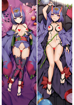 Anime Fate/Grand Order FGO Shuten Douji Dakimakura Body Pillow Case Cover 59''