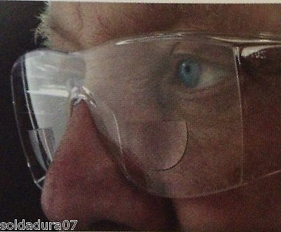 Glasses Lens Bifocal 2,0 Diopter Sebring 600 Mag Sellstrom Made in USA