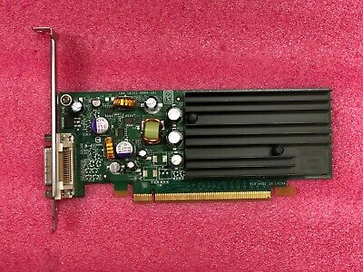 DELL NVIDIA QUADRO 0DH261 P383 128MB PCI-E GRAPHIC CARD