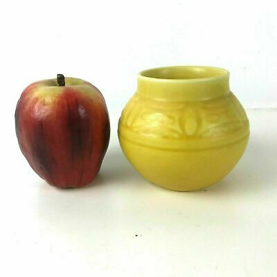 Rookwood Pottery 1929 Yellow Vase #2873