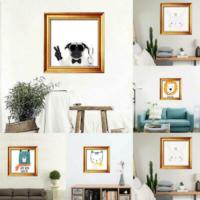 Modern Canvas Print Painting Nature Picture Wall Art Home Decor with frame VIU
