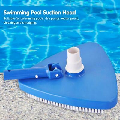 ABS SWIMMING POOL Cleaning Tool Triangle Suction Head Tip ...