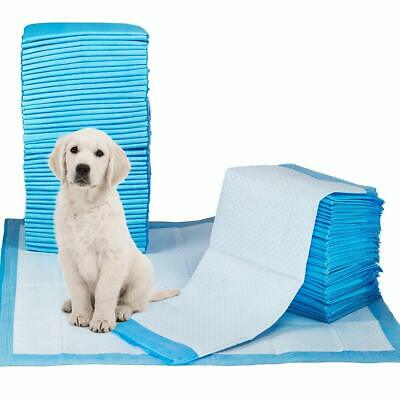50 100 200 Multilayer Pet Training Pads Absorbent Dog Puppy Toilet Pee Wee Mats