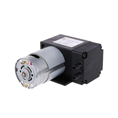 12V Mini Vacuum Pump 8L/min High Pressure Diaphragm Suction Pumps with Holder