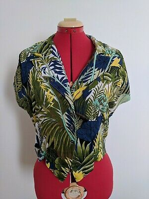 Vintage 60s blouse - bought from Paris markets approx size (10-12)
