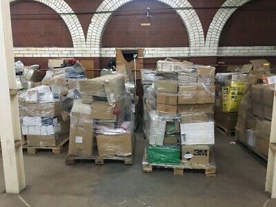 1 PALLET Mixed Items JOB LOT Wholesale Stock Clearance Cleaning Supplies Builder