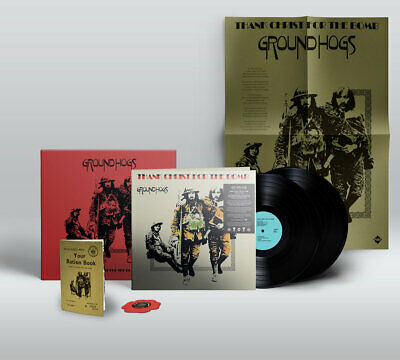 The Groundhogs - Thank Christ For The Bomb // 2xLP Vinyl ltd to 2000 RSD 2019