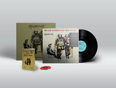 The Groundhogs - Thank Christ For The Bomb // Vinyl LP ltd to 1000 RSD 2019