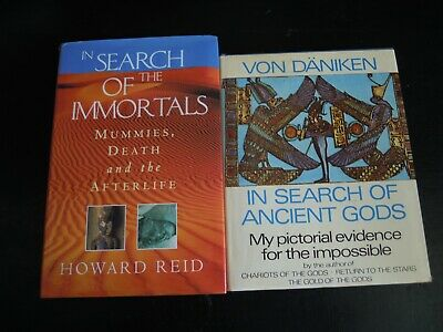 Egypt books in search of immortals ancient gods