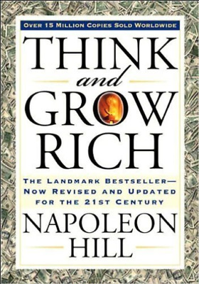 Hill, Napoleon/ Pell, Arthu...-Think And Grow Rich BOOK NEW
