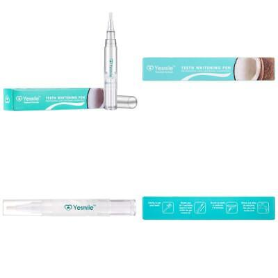Teeth Whitening Pen Coconut Formula By Yesmile® | Up To 60 Uses | More Effectiv