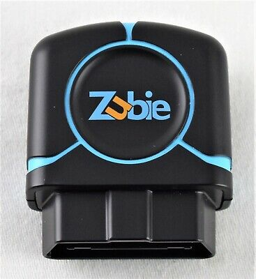 Zubie GL500C12M Consumer Connected Car Service w/ 3G GPS Tracking - 3886sw
