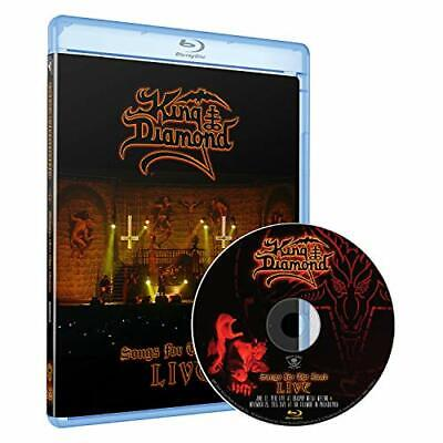 KING DIAMOND-SONGS FOR THE DEAD LIVE Blu-Ray NEW