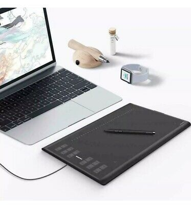 MEDION PC USB GRAPHICS TABLET WITH DRAWING PEN BOXED (No