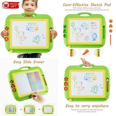 U-Home Doodle Board Large Magnetic Drawing Boards 43 X 37Cm Erasable Scribble Ma