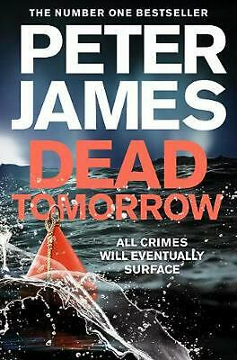 Dead Tomorrow by Peter James Paperback Book Free Shipping!