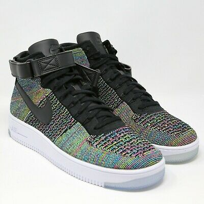 Flyknit 11 Af 5 601 1 Force Fk Rose Multicolore Mi Nike 817420 Turquoise Sz Air zUVMpS