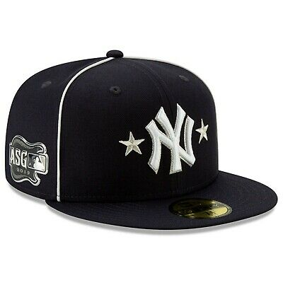 New York Yankees New Era 2019 MLB All-Star Game On-Field 59FIFTY Fitted Hat