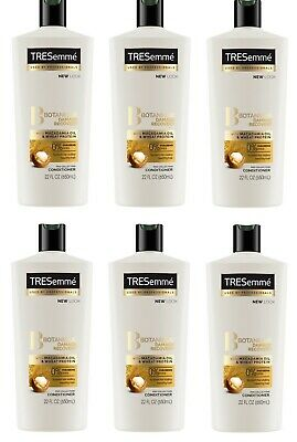 Tresemme Pro Collection Botanique Damage Recovery Macadamia Conditioner 6x 400ml
