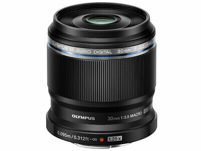 OLYMPUS M.ZUIKO DIGITAL ED 30mm F3.5 Macro Lens Japan Ver. New  / FREE-SHIPPING