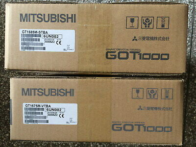 1PC Mitsubishi GT1685M-STBA Graphic Operation Panel PLC New In Box