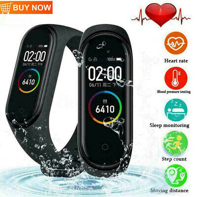 M Band 4 bluetooth5.0 Smart Watch Amoled Sport Wristband GLOBAL VERSION 2019 !