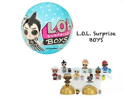 Lol Suprise Dolls Boys Series - On Hand