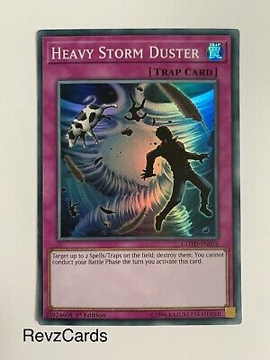 Yu-Gi-Oh Heavy Storm Duster COTD-JP076 Rare Mint