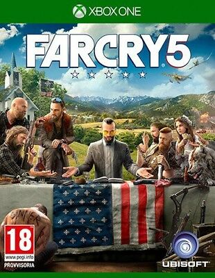 Far Cry 5 (Xbox One) [NO CD KEY/ LEGGERE LA DESCRIZIONE]