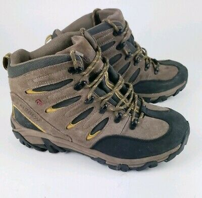 cdd605d41f5 WOLVERINE BOOTS MENS Spencer Waterproof Mid-Cut Leather Hiking Boot ...