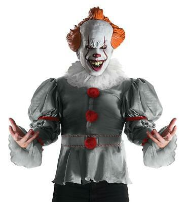 IT (2017 Film) Pennywise Adult Costume, Standard