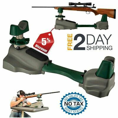 Rifle Shooting Rest Bench Sighting Practice Shooters Stand Tactical Precision