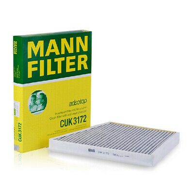 Cabin Filter MANN CUK 3172 Cabin Air Filter For Mercedes-Benz A47032 2118300018