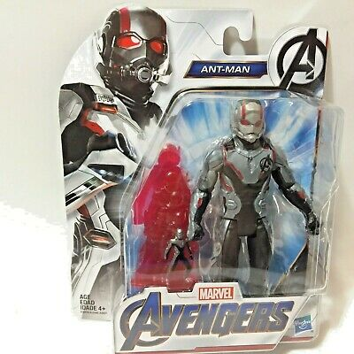 Marvel AVENGERS ENDGAME MCU Team Suit ANT-MAN 6in Figure Wave 2 IN STOCK