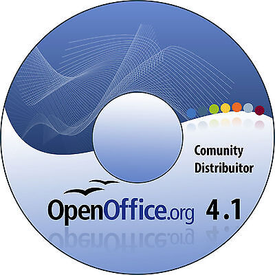 OpenOffice  burned to a CD with all the manuals. Plus tons of training videos