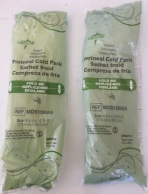 NEW! PERINEAL COLD Pack 4 Single Use Packs CVS Health