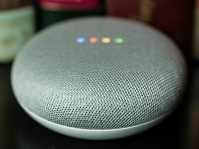 Google Home Mini Neuf Sous Blister Assistant Vocal Francais