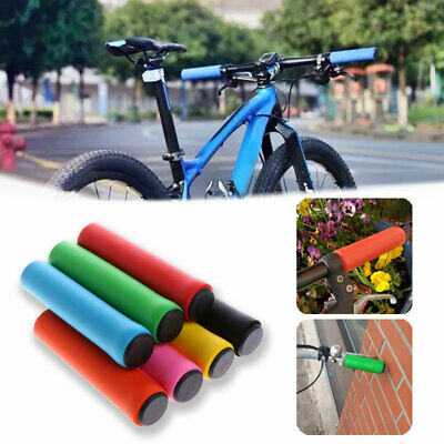 1 pair cycling motorbike mountain bikes grip bicycle handle grip silicon grip BR