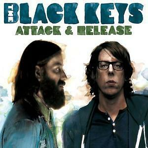 The Black Keys - Attack And Release (2008) Deluxe Edition CD + DVD