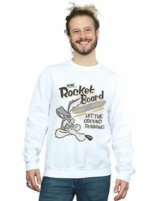 Looney Tunes Girls Wile E Coyote Colour Code Hoodie