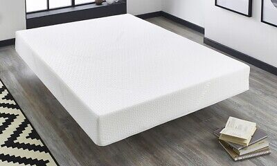 "Rolled Mattress No Spring 6"" 8"" 10"" 12"" Memory Foam Orthopeadic Mattress"